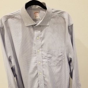 Brooks Brothers Men's Shirt Long Sleeve